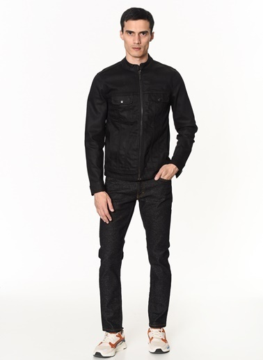 Mustang Ceket Siyah